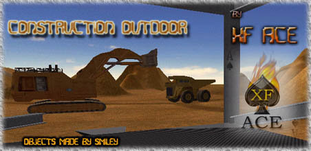 Click to Download the Quarry 'Construction Outdoor' made by XF_Ace