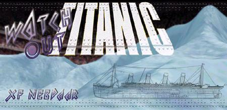 click to download my quarry 'Watch Out Titanic'